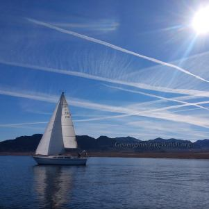 Chemtrails 127 Lake Mead Nevada